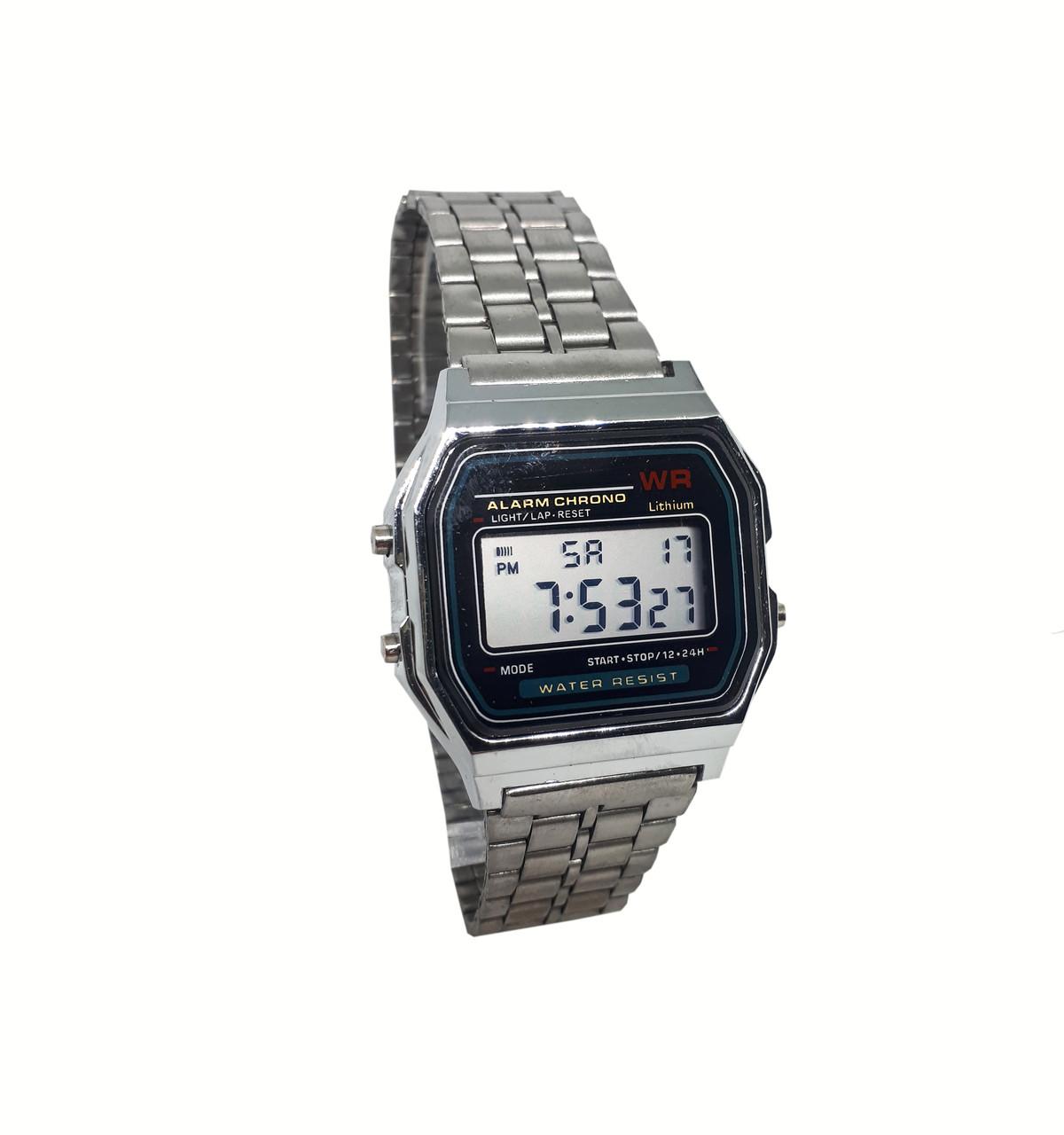 Годинники чоловічі електронні на браслеті Abeer 044-2