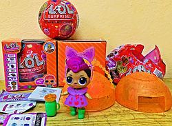 Кукла Лол в шаре.Куклы и аксессуары.Кукла лол игрушка.Игрушки для девочек.
