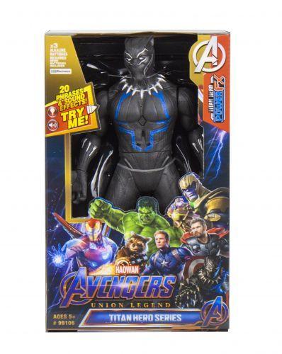 """Фигурка """"Супергерой: Черная Пантера"""" 99106"""