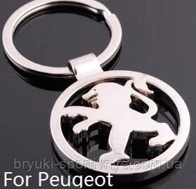 Брелок Peugeot, фото 2
