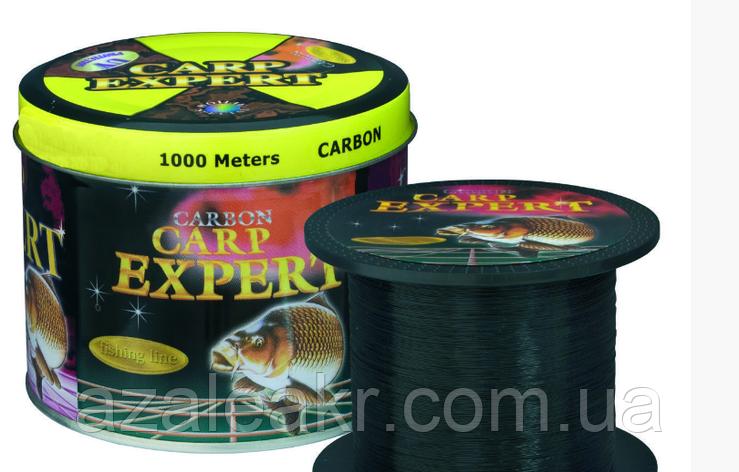 Леска Energofish Carp Expert Carbon 1000 м 0.35 мм 14.9 кг, фото 2