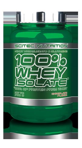 Scitec 100% Whey Isolate 2000g