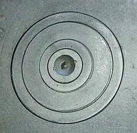 Плита одноконфорочная чугунная 410*350