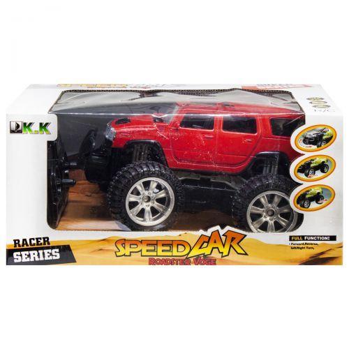 """Машина на радиоуправлении """"Hummer"""" (красная) 3699-C8"""