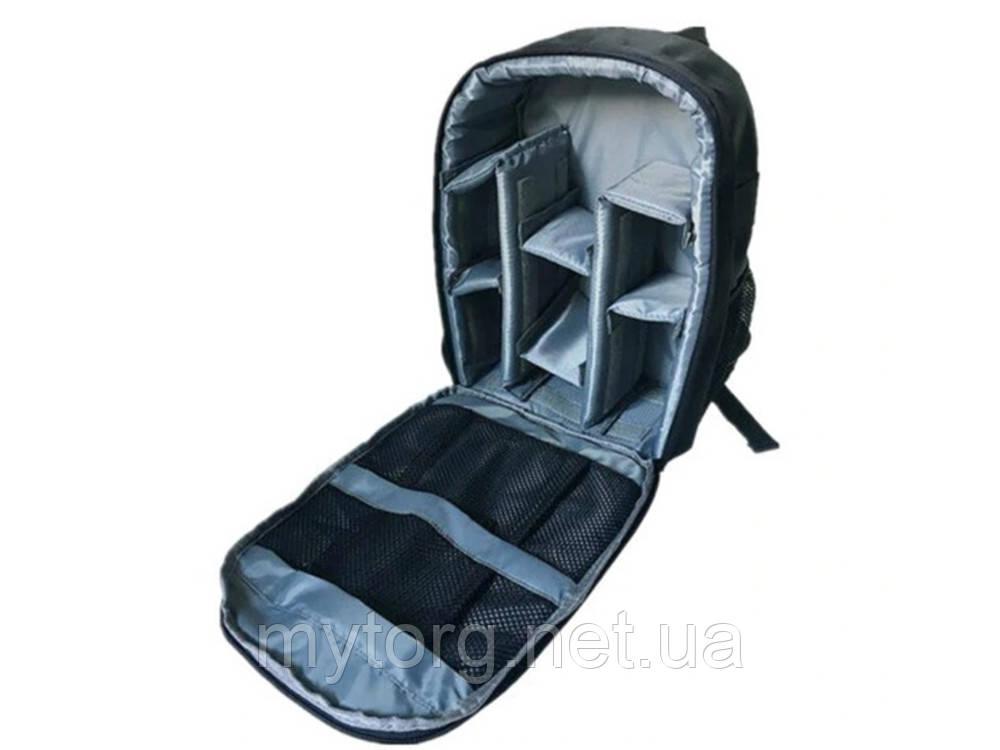 Водонепроницаемый рюкзак для зеркального фотоаппарата Tigernu  Голубой