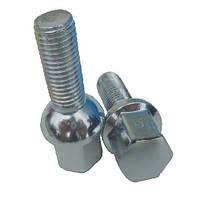 Болты колесные M12x1,5x28; Сфера, Хром, ключ 17, Vianor VR951 BP20 - шт.