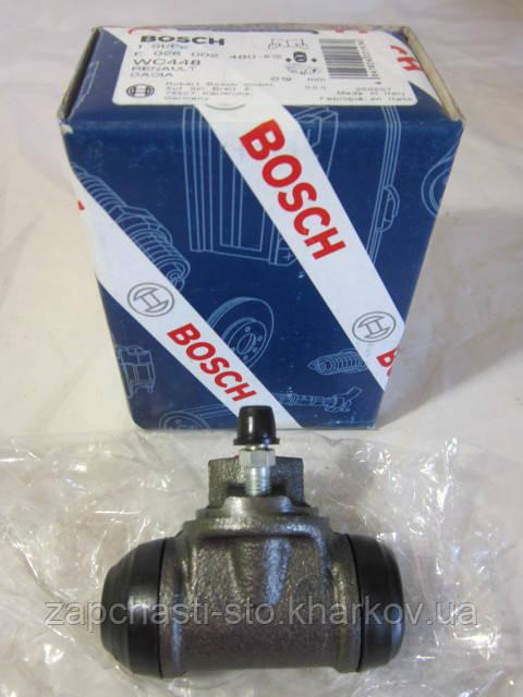 Задний тормозной цилиндр Renault/Dacia Logan Bosch