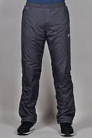 Зимние спортивные брюки на флисе Adidas. (2356-1)