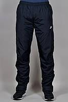 Зимние спортивные брюки Nike на флисе. (9971-1)
