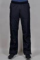 Зимние спортивные брюки на флисе Adidas. (blackline-1)