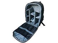 Сумка рюкзак для зеркального фотоаппарата Tigernu  Голубой