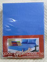 Простынь Polents на резинке с наволочками 100% cotton   pr-03-10