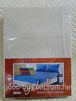 Простынь Polents на резинке с наволочками 100% cotton   pr-02-10