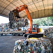 Раздельный сбор мусора (ТБО)
