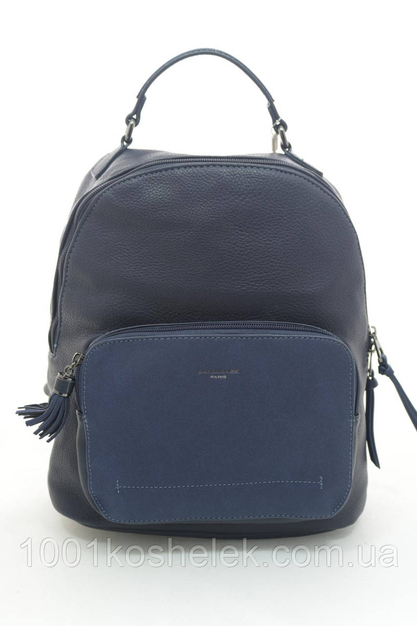 Рюкзак David Jones 5373 D.Blue