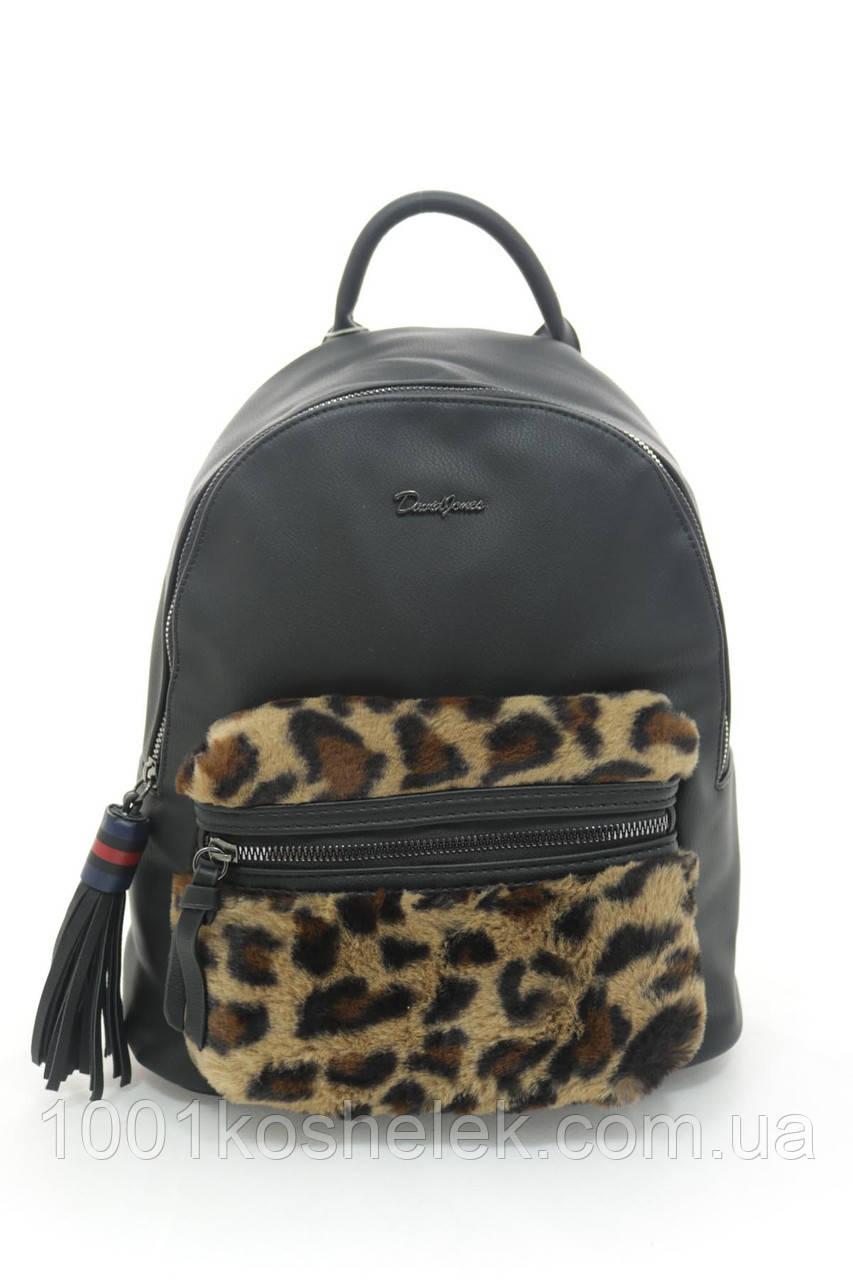 Рюкзак David Jones 5393 Black
