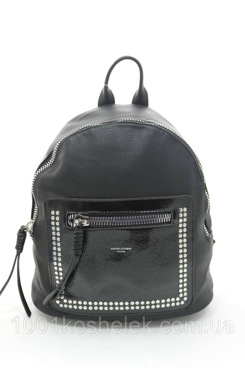 Рюкзак David Jones 5484 Black