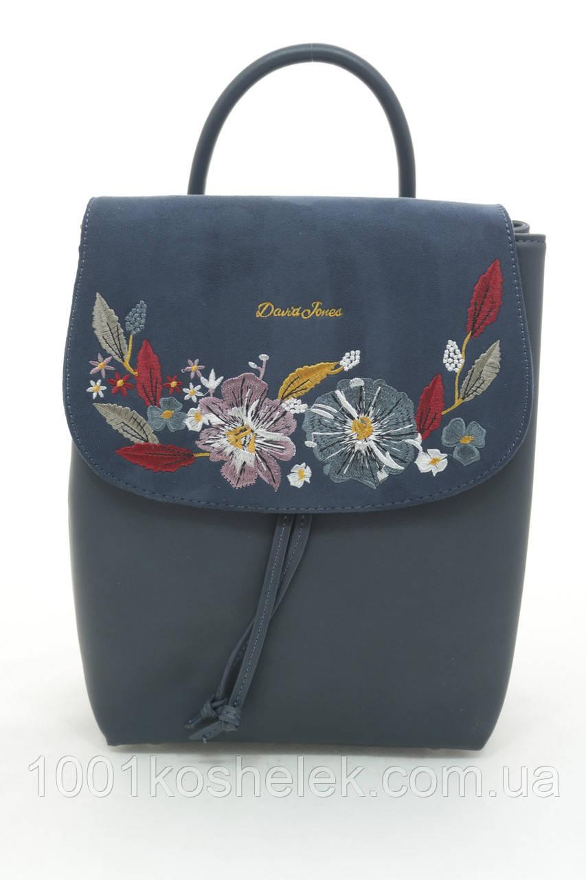 Рюкзак David Jones 6141-4 D.Blue