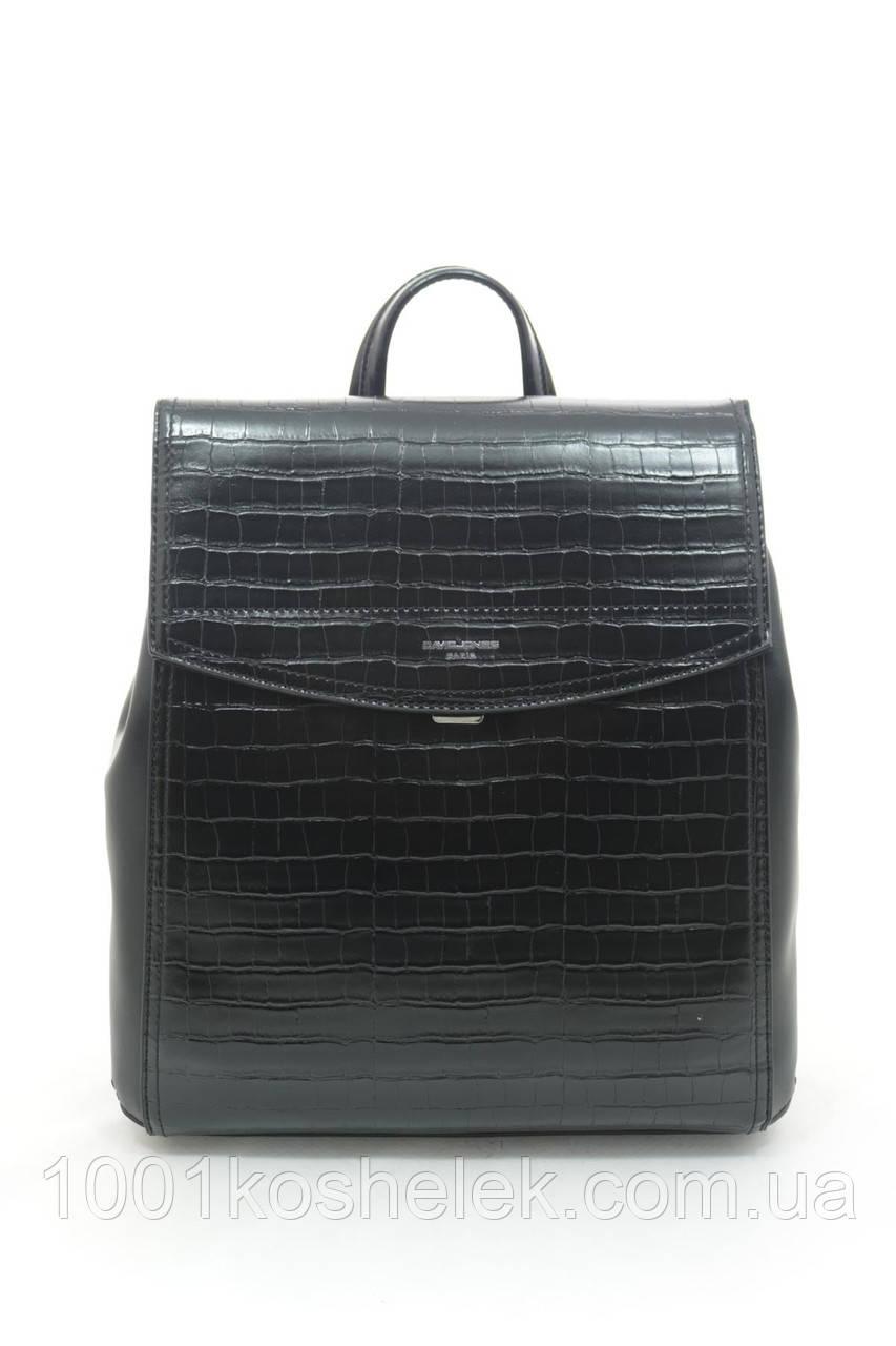 Рюкзак David Jones 6148-3 Black