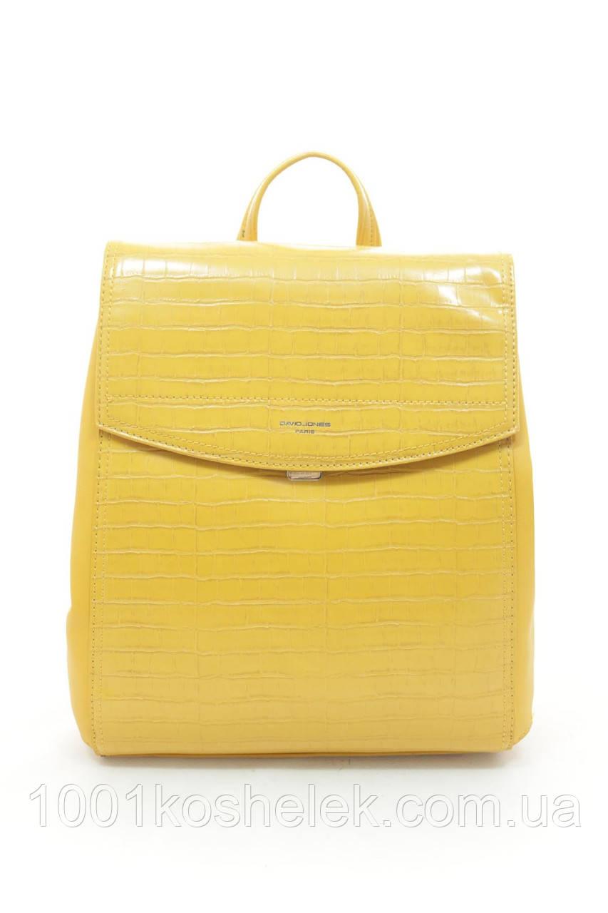 Рюкзак David Jones 6148-3 Mustard
