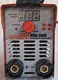 Зварювальний апарат Плазма ММА-300D (дисплей), фото 5