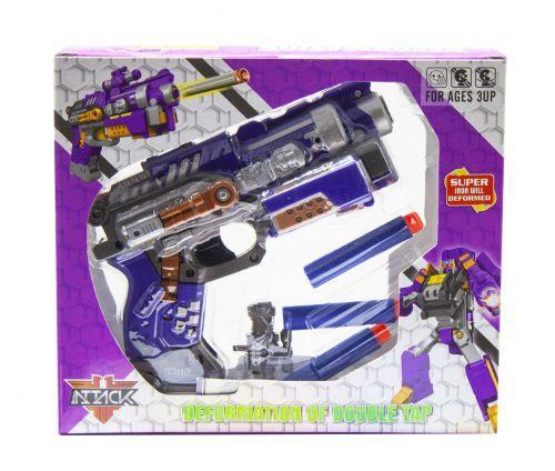 Бластер-трансформер (фиолетовый) 503C