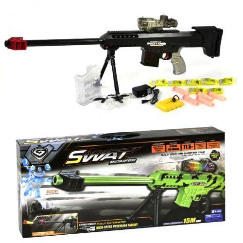 """Автомат """"SWAT"""" 2 в 1 F6A"""