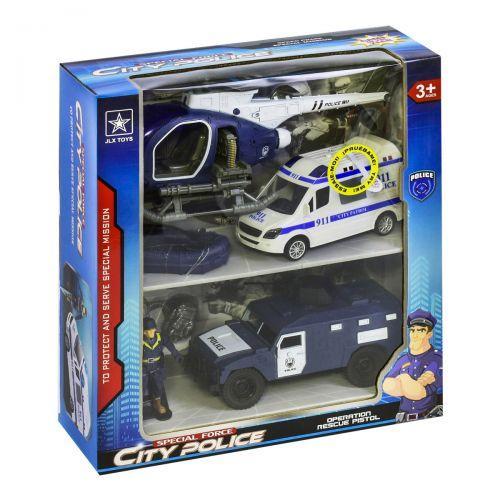 """Полицейский набор """"City Police"""" 8829"""