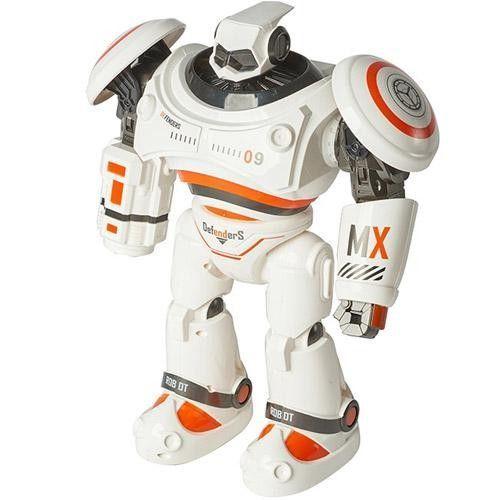 Робот на радиоуправлении CRAZON (бело-оранжевый) ZYA-A2721-1