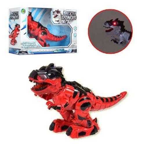 """Робот """"Тираннозавр"""", со звуком (красный) 888-2"""