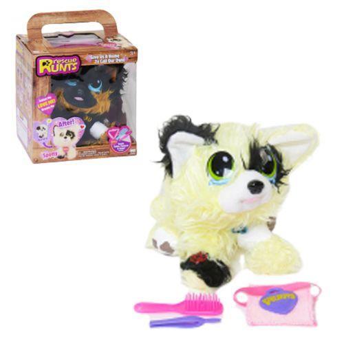 "Мягкая игрушка ""Rescue Runts"" (Spotty) C 37778"