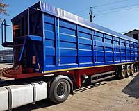 ПВХ тент на зерновоз под заказ из ткани ПВХ - Испания