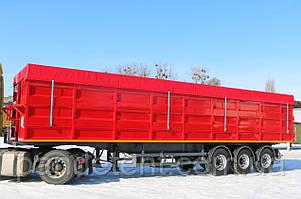 Тент на зерновоз, накидка на зерновоз, полог Тенты Ремонт тентов ПВХ - Испания