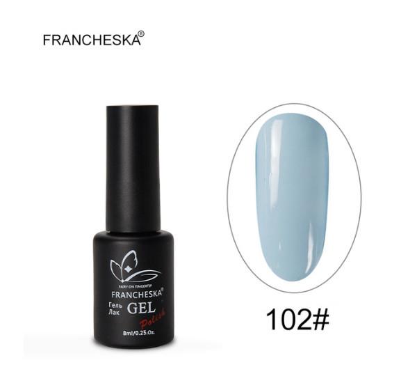 Гель лак Francheska 102, 8 мл