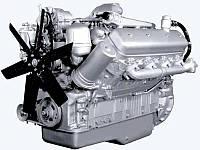 Ремонт двигателя ЯМЗ 236, ЯМЗ 238 на Кировец К700, К701, К702