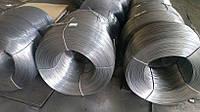 Проволока стальная оцынкованая Ø - 8мм. есть мягкая и твердая