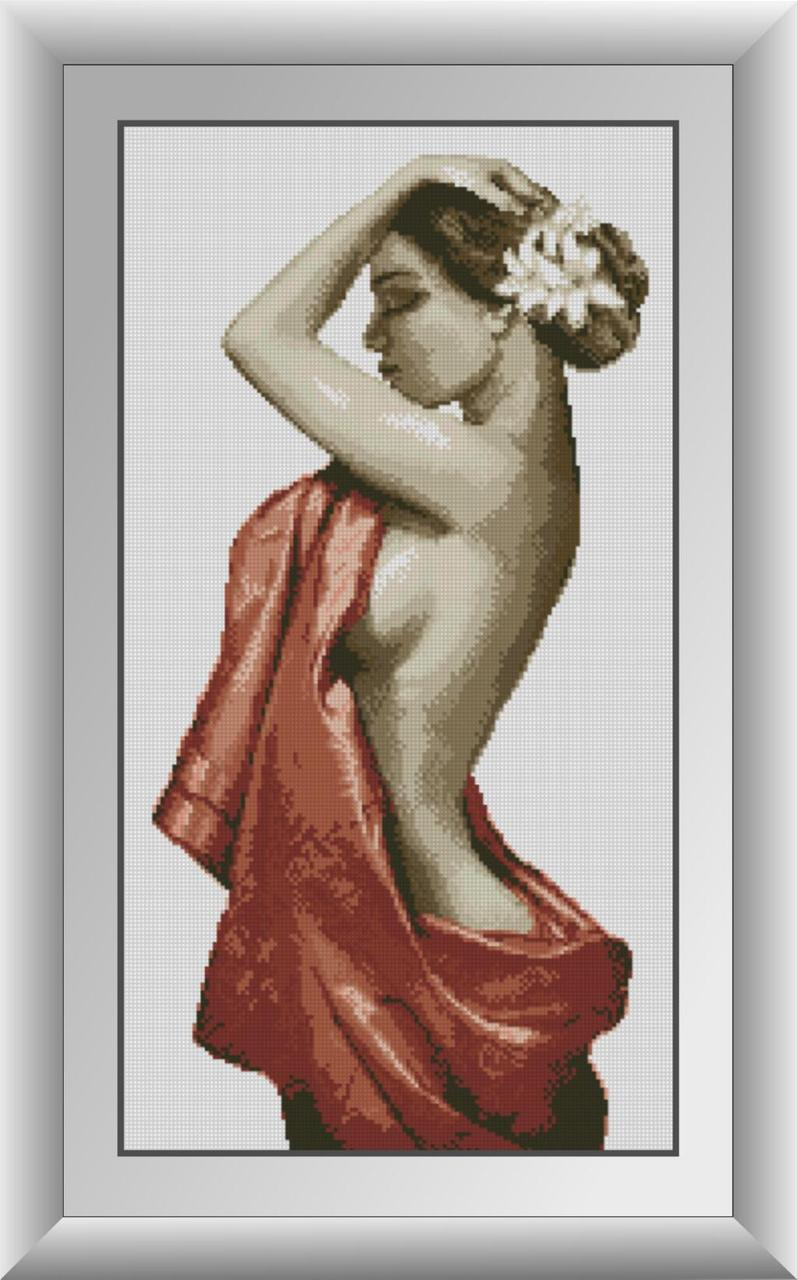 Набор алмазной живописи Нежность Dream Art 30904 (34 x 64 см)