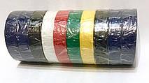 Изоляционная лента, 30м, цветная