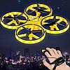 Квадрокоптер RC drone Racker дрон с сенсорным управлением, фото 4