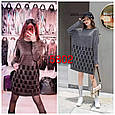 Платье-туника женская модная стильная размер универсальный 42-52 купить оптом со склада 7км Одесса, фото 2