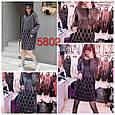 Платье-туника женская модная стильная размер универсальный 42-52 купить оптом со склада 7км Одесса, фото 4