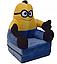 Детское мягкое кресло Миньон, фото 2