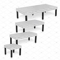 Облегченный монтажный стол из нержавеющей стали