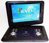 Автомобильный портативный телевизор с Т2 DVD OPERA 21 дюйм большой экран Переносной, Раскладушка CPA, фото 2