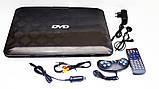 Автомобильный портативный телевизор с Т2 DVD OPERA 21 дюйм большой экран Переносной, Раскладушка CPA, фото 7