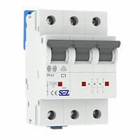 Автоматический выключатель SEZ PR63 C1A 3P 10kA