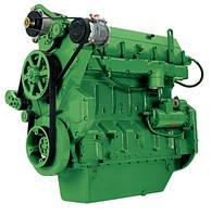 Ремонт двигателя John Deere (Джон Дир) 1188, 6068,  6081 и другие