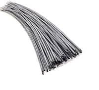 Припой П 14 с флюсом (2мм) медь-сталь, медь-латунь  Аларм