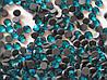 Стразы DMCss16 Blue Zircon (3,8-4мм)горячей фиксации.500шт.