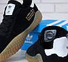 Мужские кроссовки Adidas Kamanda x C.P. Company Black/Gum, фото 5